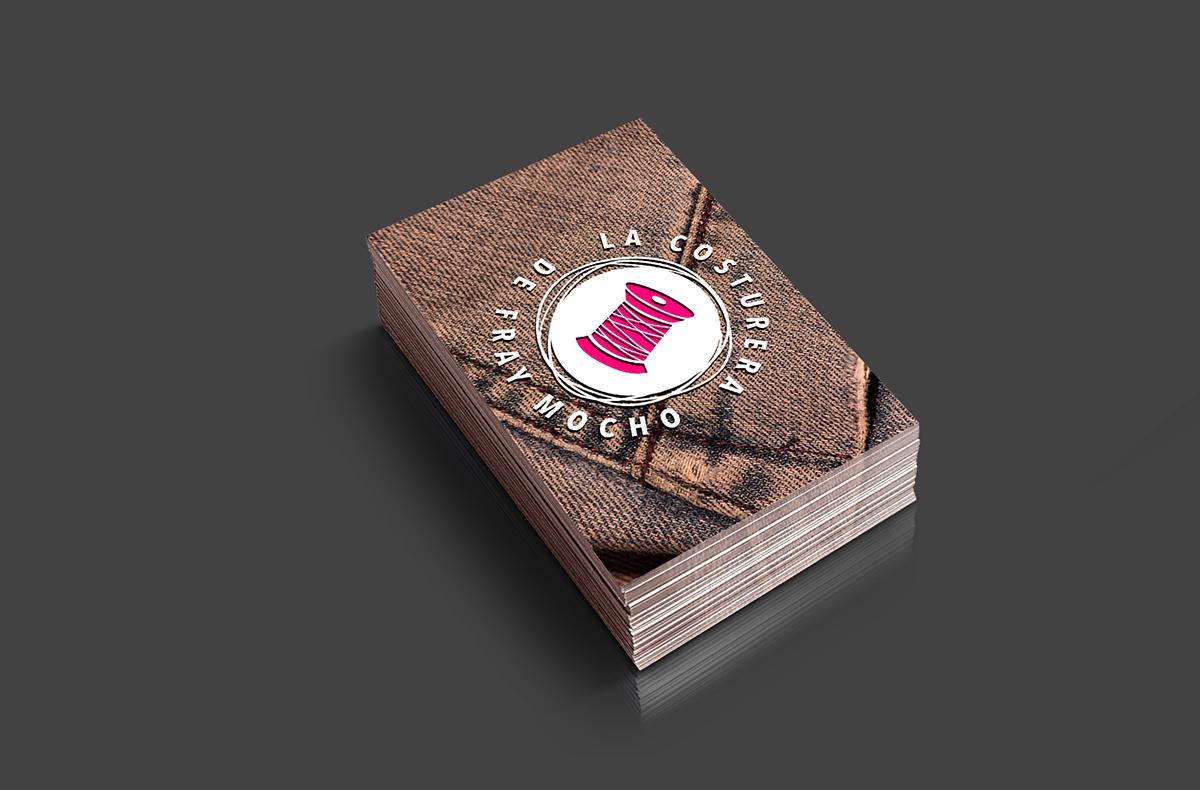 diseño tarjetas personales