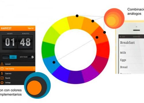 color diseño