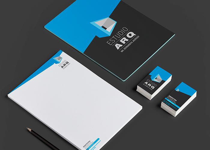 estudioarq diseño de marca