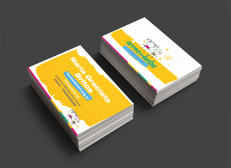 diseño grafico papeleria